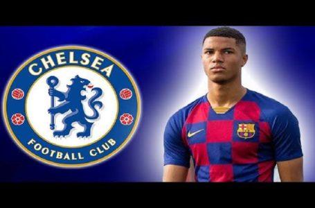 Football / Xavier Tshimanga décroche un contrat de 3ans à Chelsea