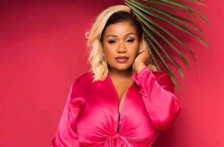 RDC/ Musique :  Barbara Kanam est de retour au studio pour préparer  un autre single intitulé < Atcha>