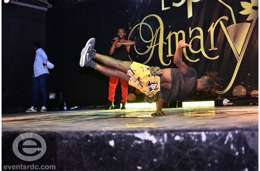 """festival """"100% breakdance"""" en RDC"""