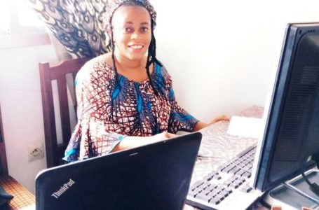 «Aimez le métier, prenez courage et surtout faites beaucoup de lecture» ADA TINO