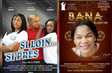 Blanche Bana aux SOTIGUI awards 2020; le Cameroun représenté !