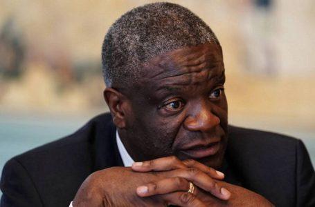 Une lettre ouverte pour soutenir Dr Denis Mukwege