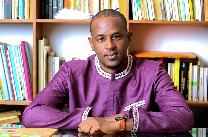 Ibrahima Kane co-fondateur de Gaynako