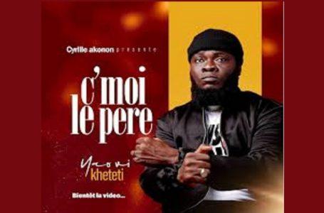 Togo/ Yaovi kheteti enflamme la toile avec sa nouvelle chanson: ''c'est moi le père''