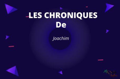 Du nouveau chez MyAfricaInfos avec les Chroniques de Joachim AZONNABA
