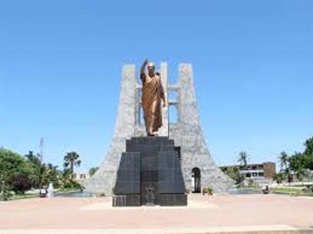 Le mausolée <<Kwame Nkrumah>>-MyAfricaInfos