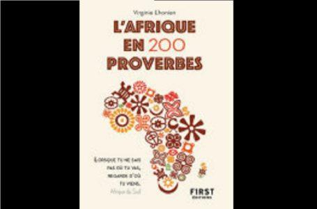 L'Afrique en 200 proverbes: nouveau recueil de Virginie Ehonian