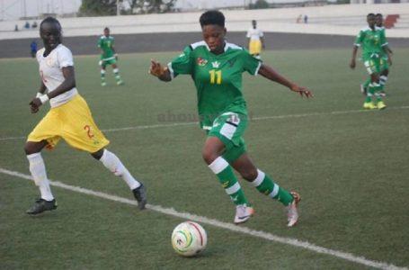 Mafille Woedikou, la fierté du football féminin au Togo