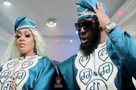 Coco Argentée et KO-C font danser l'Afrique au rythme de leur single caleçon (vidéo)