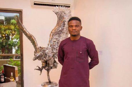 Collins Abinoro Akporode place les cuillères au sommet de son art