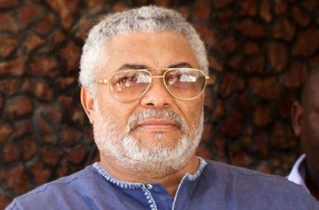 Jerry Rawlings, l'ancien président du Ghana est mort