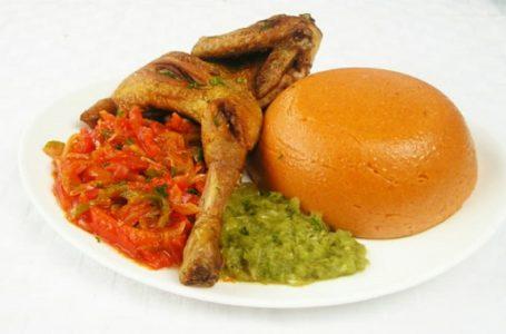 Amiwo au poulet