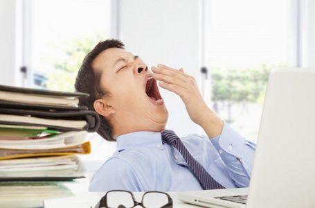 Parlons du manque de sommeil