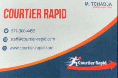 Courtier Rapid: une initiative d'un togolais au service des américains