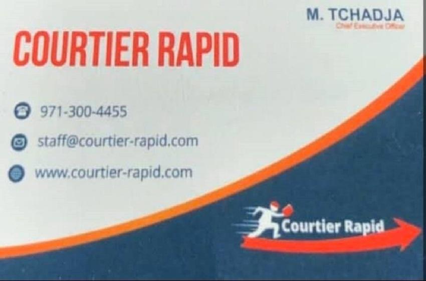 Courtier Rapid-MyAfricaInfos