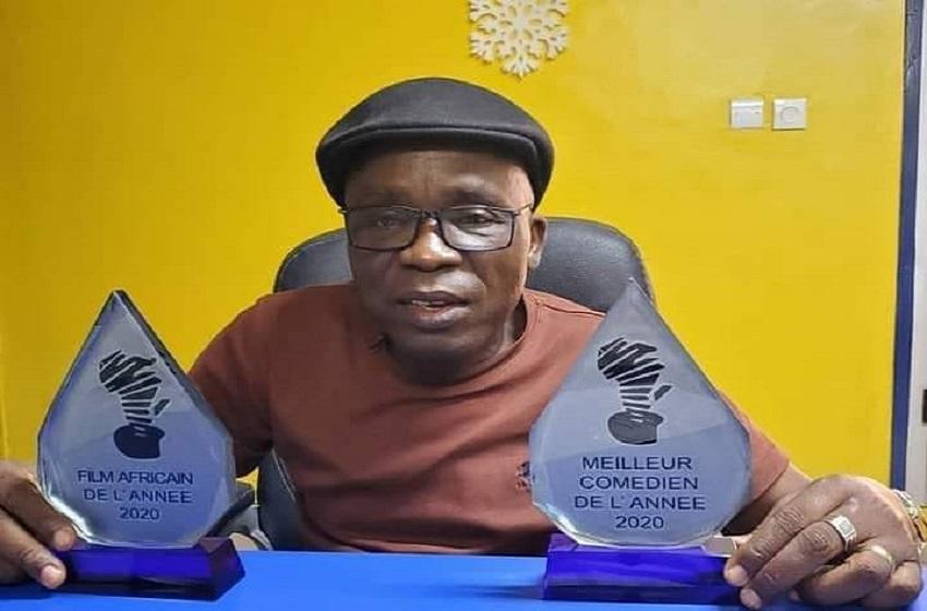 Michel Gohou vient de remporter deux trophées majeurs à African Talent Awards 2020 -MyAfricaInfos