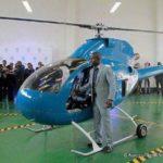 Sans diplôme, un africain innove l'hélicoptère, la voiture et le drone-MyAfricaInfos
