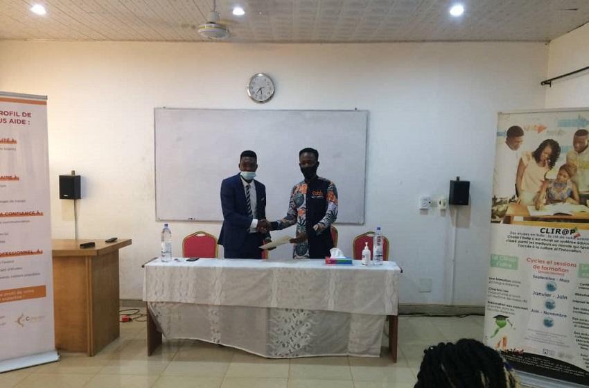 Accord de collaboration entre CLIRAPLOME_ET_CDAB_COMPASS_MyAfricaInfos