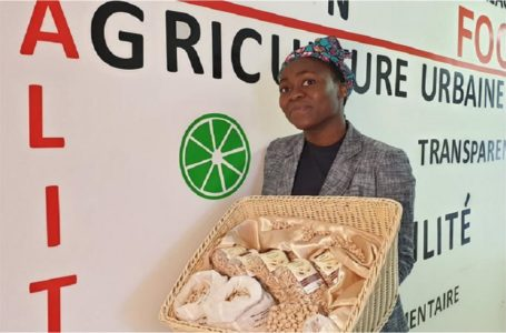 Glim Africa/ Annie ADIOGO transforme le niébé en pâtes alimentaires