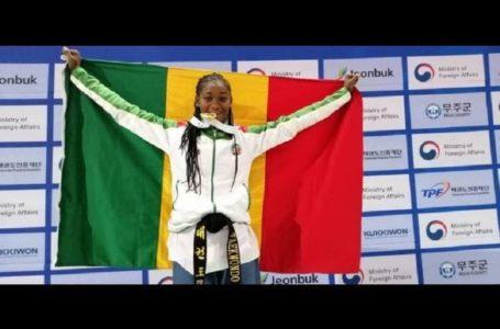 """""""Mon rêve, être championne du monde"""" : Yaye Aïta Ndiaye"""