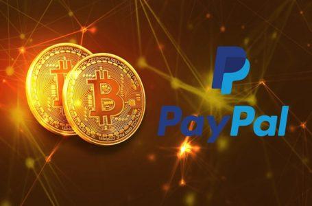 Désormais PayPal acceptera les paiements en Bitcoin et cryptomonnaies
