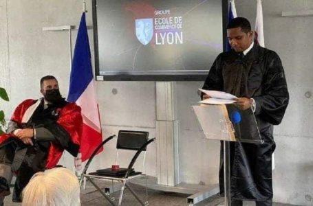 Cameroun / Samuel Eto'o reçoit le titre de Docteur Honoris Causa à Lyon (France)