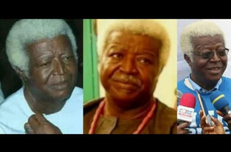 Nigeria : Bruno Iwuoha, la légende Nollywoodienne est décédée !