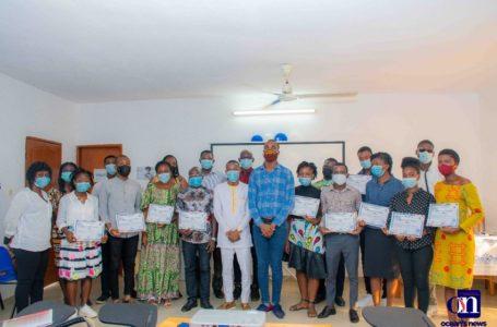 Togo/ Les Formations Ocean's News ont connu leur deuxième session