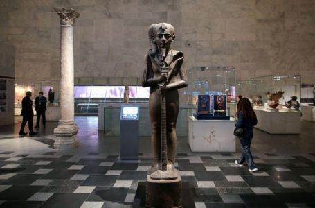 Egypte/ Le Musée national de la civilisation égyptienne (NMEC) enfin ouvert au public