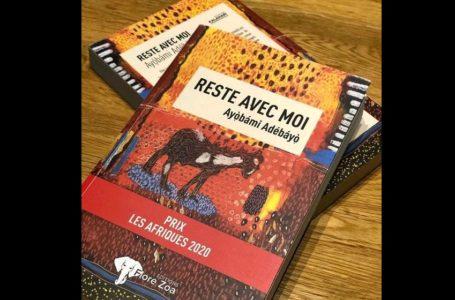 """Nigéria / """"Reste avec moi"""" ; une œuvre de Ayobami Adebayo"""