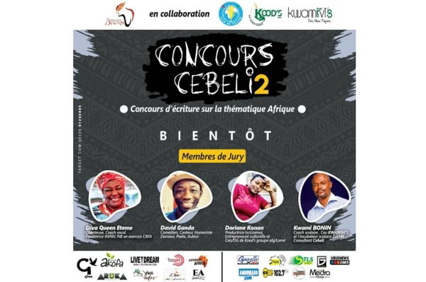 Afrique/ Concours CEBELI 2021: Voici la date du début des inscriptions et les membres du jury