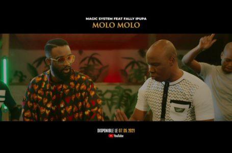 Musique/ «Molo Molo»: c'est le feat assorti de la collaboration entre Magic System et Fally Ipupa
