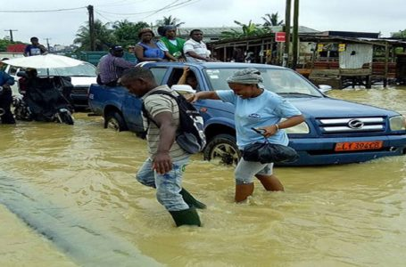Cameroun/ Douala face aux inondations répétées