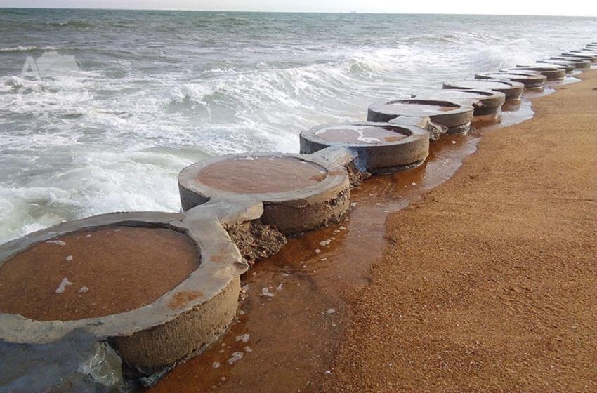 solutions prises dans la lutte contre l'érosion côtière